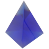 Programmed Crystal Glass Super Tetrahedron
